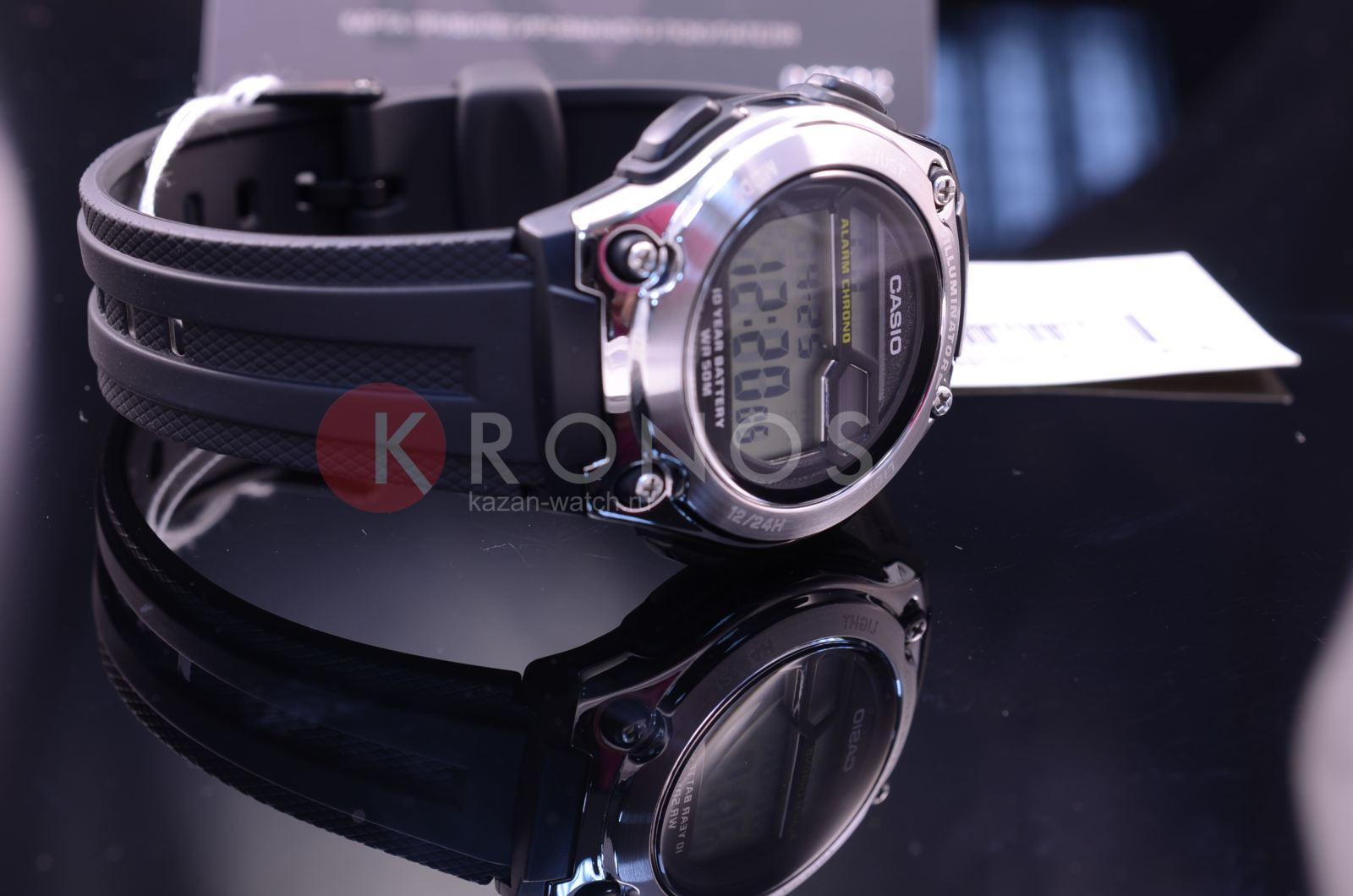Часы Casio Collection W-211-1AER